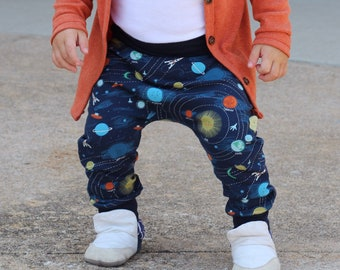 Outter Space Harem Pants