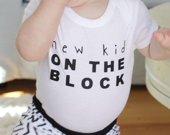 New Kids on the Block Onesie