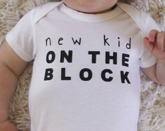 New Kids on the Block Onesie
