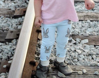 Easter Bunny Rabbit Leggings