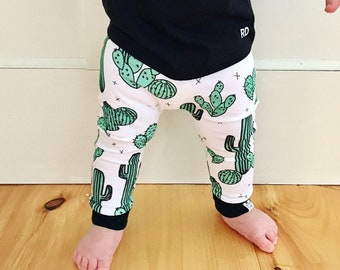 Cactus Baby + Toddler Harem Pants