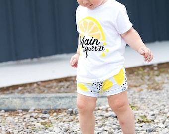 Lemon, Baby Bummies, Shorties   Baby Clothes   Bloomers   Baby Girl   Shorts   Baby Boy   Toddler Shorts   Tropical   Bummies   Lemon Shorts