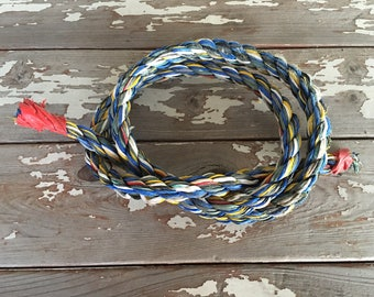 CRAFTING ROPE-Farm Rope,Art Supplies,Art Object,Horse Rope,Cow Rope,Curtain Tie Back,Curtains,Art Projects,Farm House,Bar Art,Farm Objects