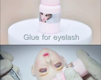 Glue for BJD eyelash