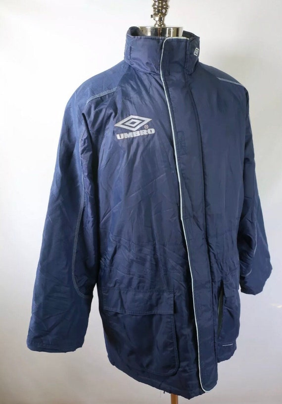 insulated umbro jacket 25044