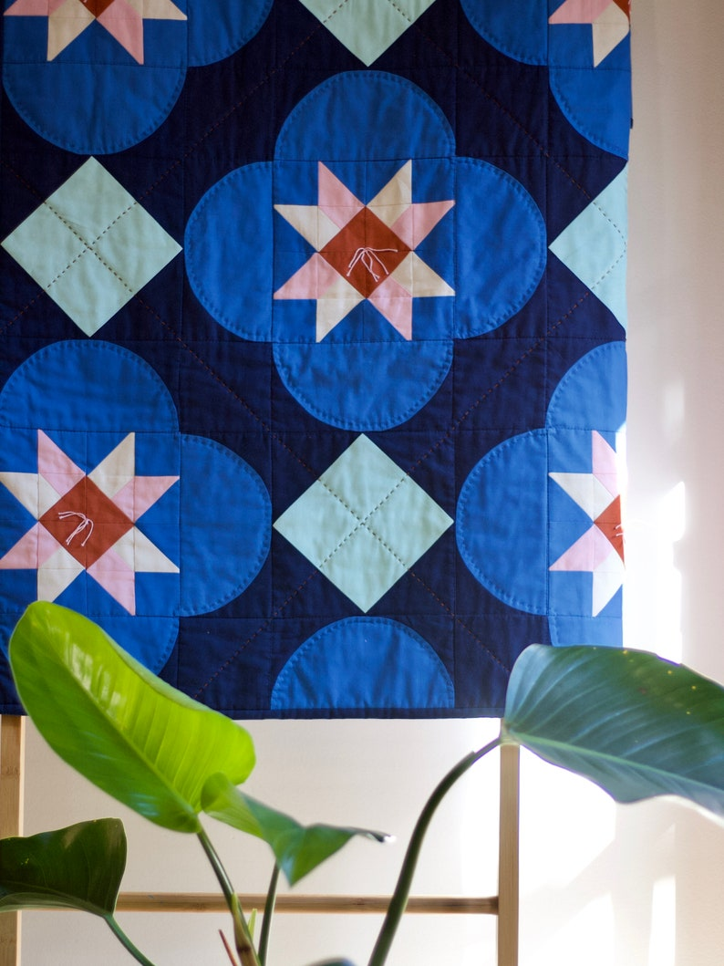 Wife-made Leilani Quilt Pattern Download image 0