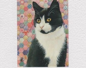 7621a1e21738 Jess the cat | Etsy
