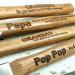 Grandfather Gift, Grandpa Gift, Grandparent Gift, Personalized Hammer, Grandfather Christmas Gift, Godfather Gift, Christmas Gift, Step-Dad