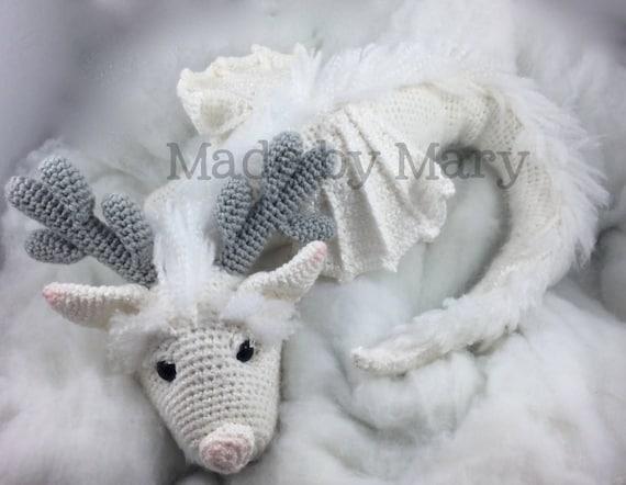 20 Amigurumi Dragon Free Crochet Patterns • DIY How To   442x570