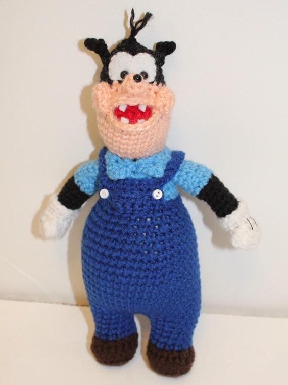 Pdf Pattern Pete Crochet Doll Crochet Pattern Only Not Etsy