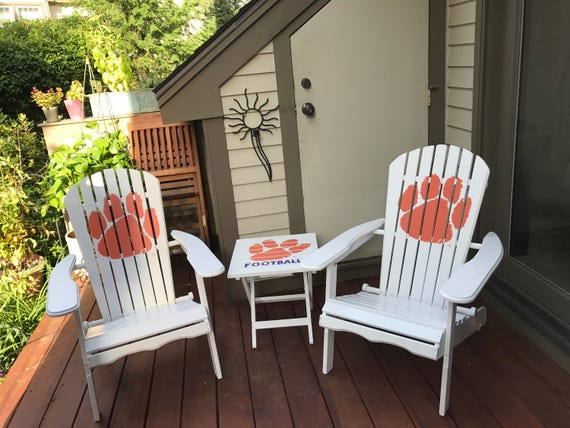 Paw Print Chairs Small House Interior Design