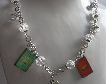 Story Book Necklace