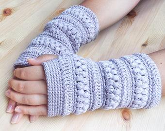 Crochet Pattern - Fingerless Gloves - PDF Pattern - Mittens - Accessories Yarn - Download - #2