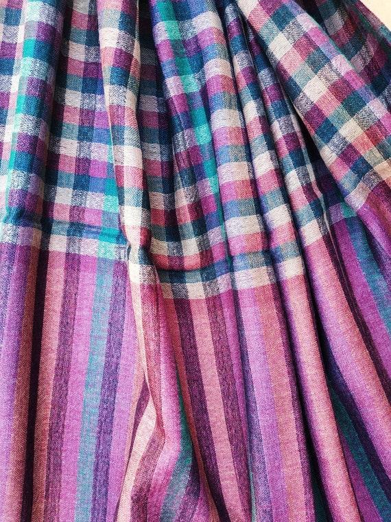 Cashmere Wrap- 100% Cashmere- Cashmere Shawl-  Pas