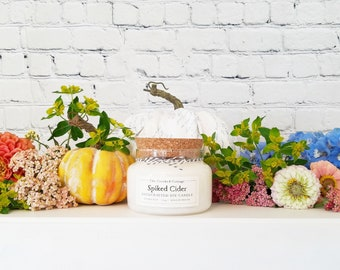 12oz Autumn Apothecary Candles • 20 Scents • Plaid Pumpkin • Welcome Home • Hunt & Gather • Fall Festival • Chai Tea • Apple Cider • Shiplap