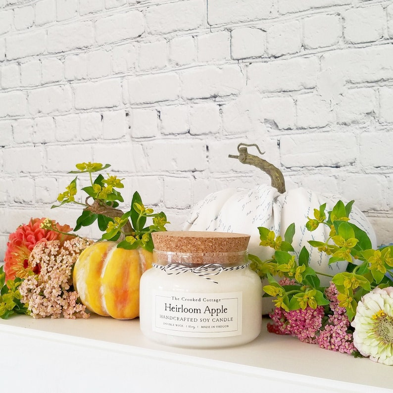 12oz Soy Candle  Autumn Magic Collection  15 Scents  Small image 0