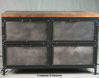 Quick View. Industrial File Cabinet ...