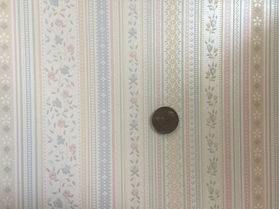 Shabby Chic Dollhouse Wallpaper Free Shipping To The Us