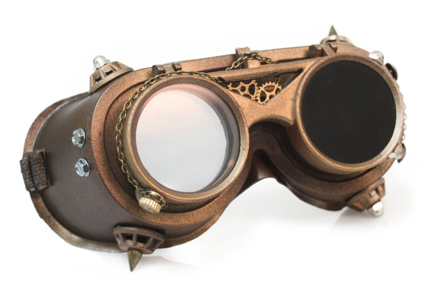 How to Make Cybergoth Goggles forecasting