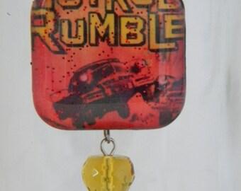 Rockabilly Necklace,