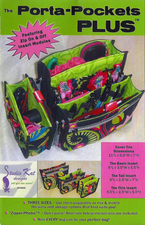 Der Porta Taschen Plus Studio Kat Designs Diy Geldbörse Etsy