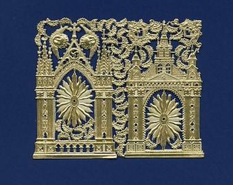 117d576da24 Gold dresden frame