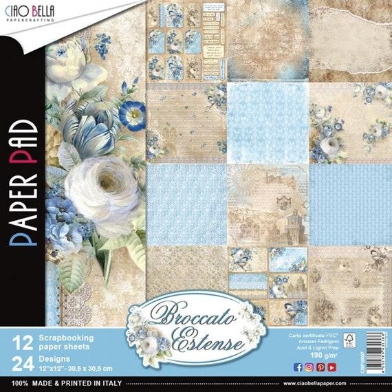 Ciao Bella CIAO BELLA PAPER PCK 9//PKG 9 Designs//1 Each us:one size