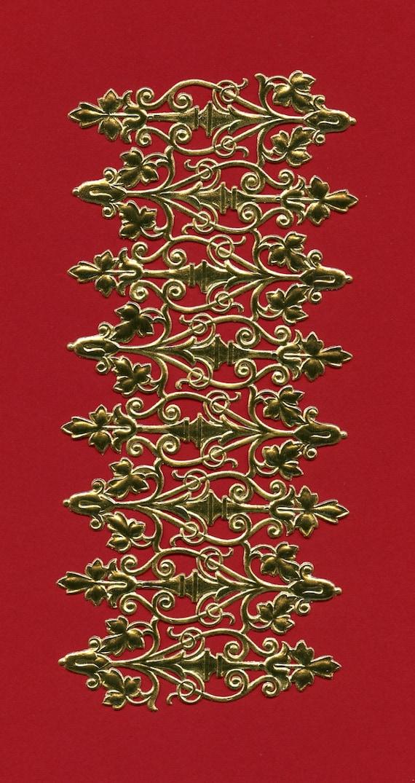 81c2c5cf1a6 DRESDENS Dresden Trims Dresden Decorations Gold Foil