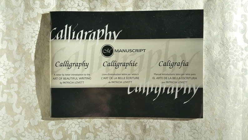 Calligraphy MANUAL Beginning Calligraphy Calligraphy image 0