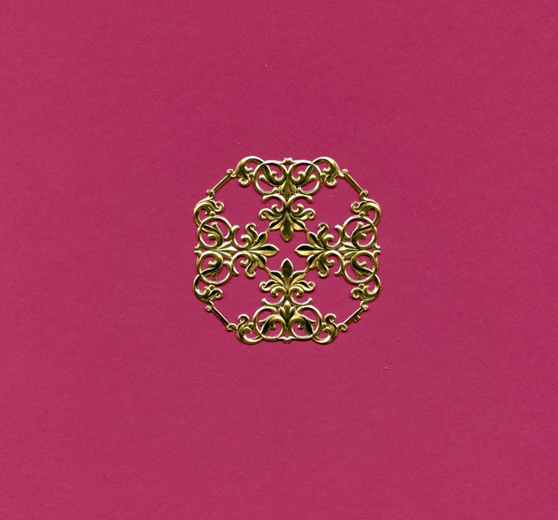 080de95dc86 DRESDENS Dresden Decorations Gold Paper Accents Victorian