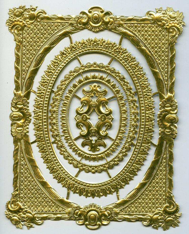 60068605a2e DRESDEN FRAME Dresdens Gold Dresden Frame Gold Foil Frames