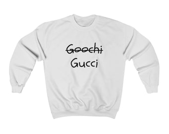 ea779e80f438 Fake Gucci, Gucci sweatshirt, Bootleg Gucci, Gucci Replica, Gucci Sweater,  Gucci Pullover, Aesthetic Clothing, Tumblr Clothing, Gucci Shirt