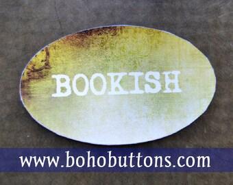 Bookish Sticker, Reading Sticker, Writer Decal, Car Decal, Laptop Sticker, Author Decal, Book Sticker, Writer Gift, Book Lover Vinyl Decal