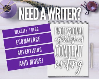 Blog and Website Content Writer, SEO Copywriter, Travel Blogger, Advertisement Writing, Etsy Listing, eCommerce Content Article Writing