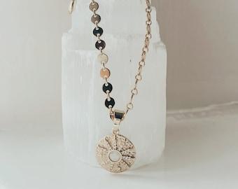 14k gold Opal Sunburst bracelet, gold filled bracelet, sun bracelet, opal jewelry, opal bracelet, boho jewelry, jewelry layers, boho glam