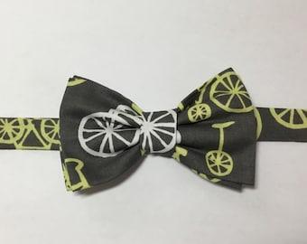 Men's Bow Tie - Vintage bikes