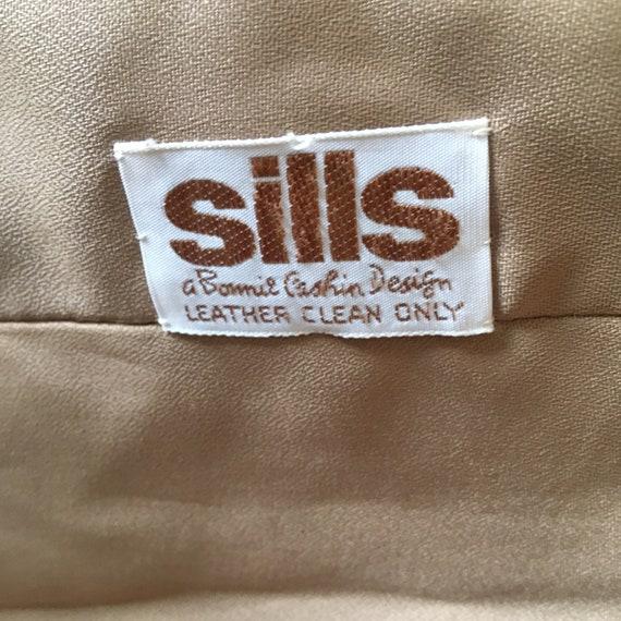 1960s Bonnie Cashin for Sills Suede Leather Fur C… - image 5