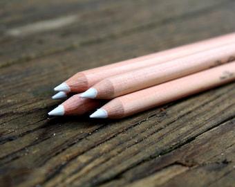 White Chalk Pencil for chalkboards - White Chalk Alternative- Artist supplies - Wedding Chalkboard- Kitchen Chalkboard