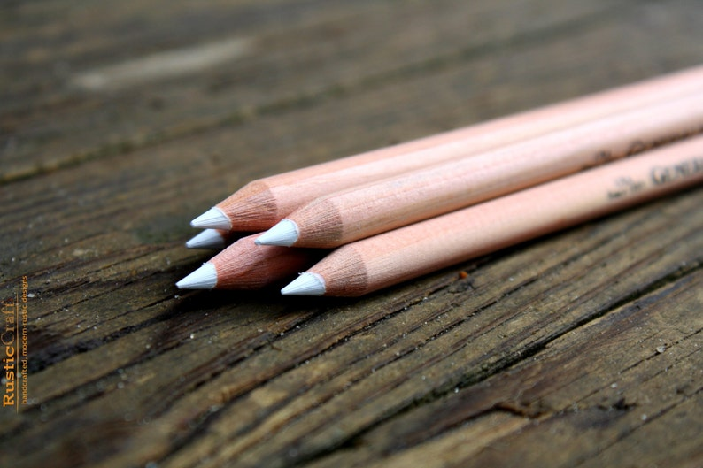 White Chalk Pencil for chalkboards  White Chalk Alternative image 0
