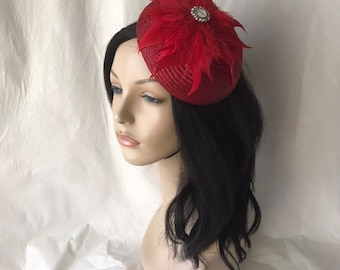 Fascinators Church hats Derby hats   Tea Party hat by HatsbyJosie 436a9090ac61