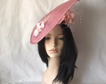 1482d2c7dfa25 Fascinators Church hats Derby hats   Tea Party hat by HatsbyJosie
