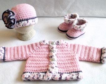 47621a9b6 Baby Girls  Sweaters