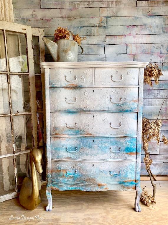 Boho Beach Dresser