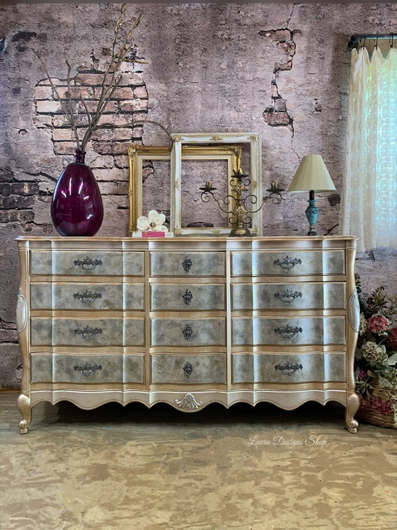 SOLD - SOLD - French Provincial Dresser