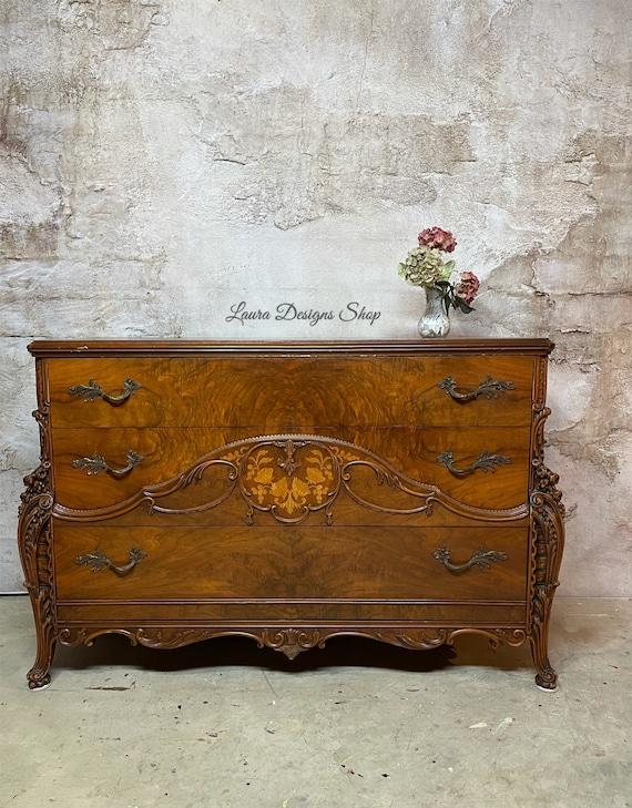SOLD - Antique Dresser
