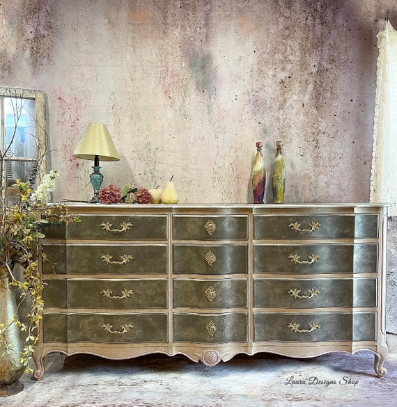 SOLD - French Provincial Dresser