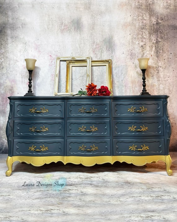 French Provincial Dresser - SOLD