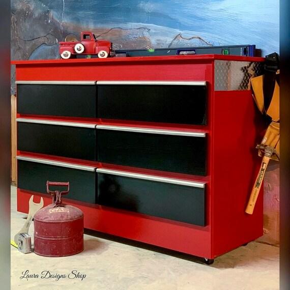 Tool Box Dresser