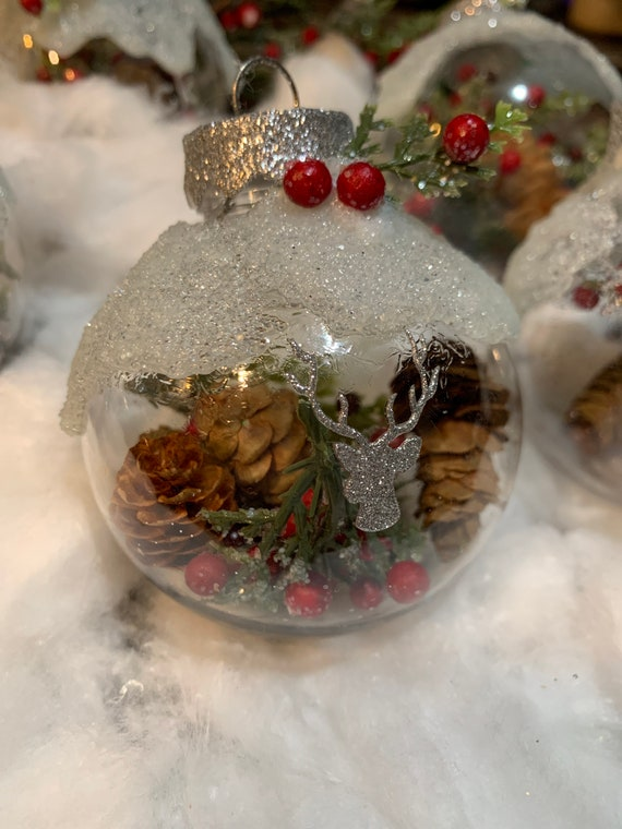 Christmas Ball Ornaments 5 for 25