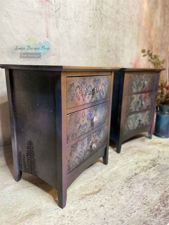 Boho Nightstands / Side Tables  (Free Shipping)